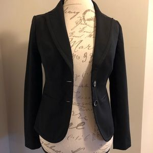 Comfortable Fitted Blazer Jacket